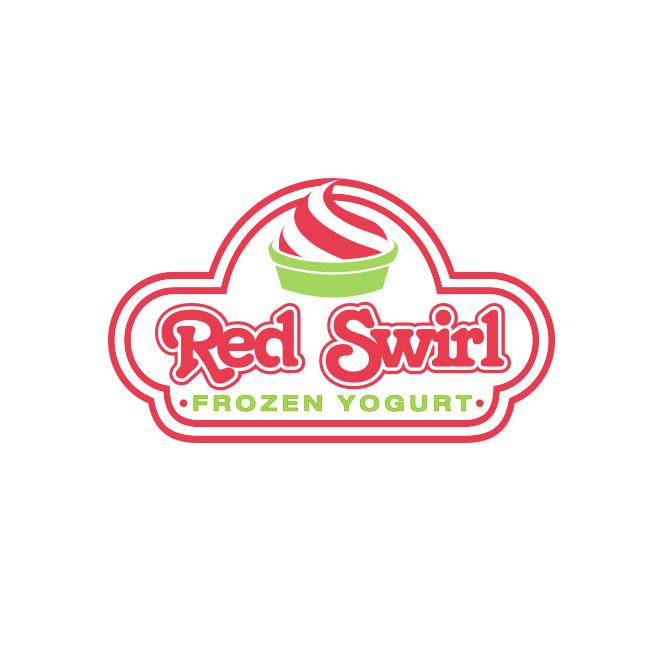 swirly yogurt